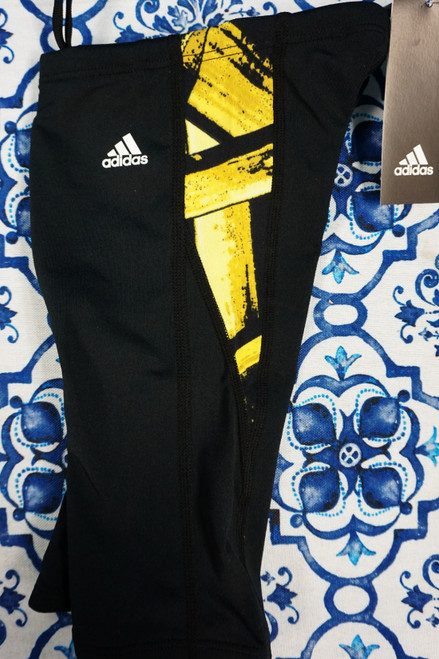 15pc Boys ADIDAS Jammer SWIM TRUNKS Size 26 / LARGE #23438P (O-1-4)
