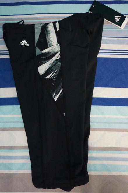 15pc Mens ADIDAS Jammer SWIM TRUNKS Size 30 / SMALL #23446P (K-2-3)