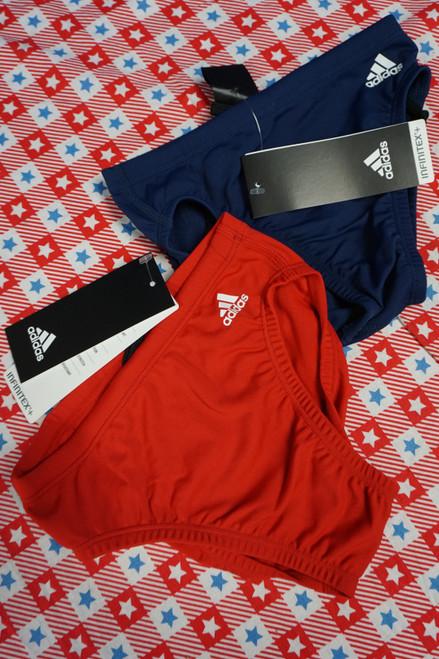 17pc Boys ADIDAS Swim Briefs Size 22 / SMALL #23504P (I-1-3)