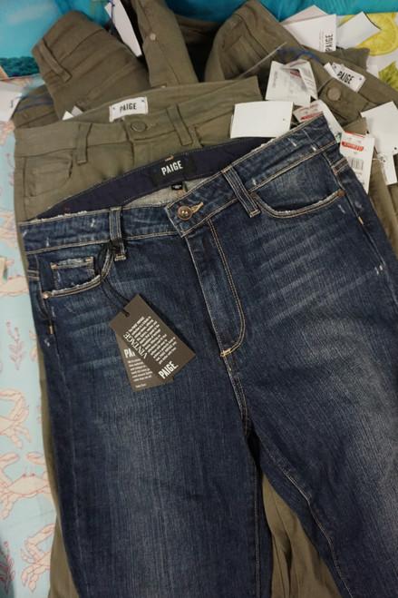 12pc Womens PAIGE Jeans Pants #23595w (X-2-3)