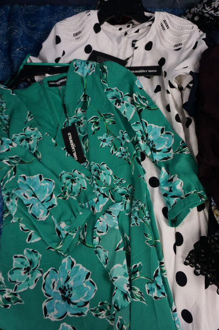 27pc BL**MINGDALES Womens Designer Dresses #23599x (K-1-1)