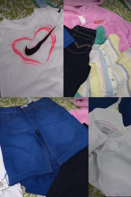 15pc BL**MINGDALES GIRLS Ralph LEVIS Nike & More #23642z (V-2-4)