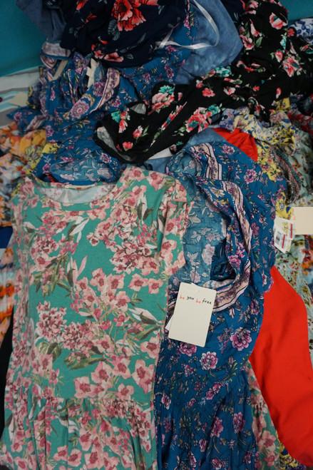 49pc Juniors Short Dresses / Sundresses #23689c (J-4-5)
