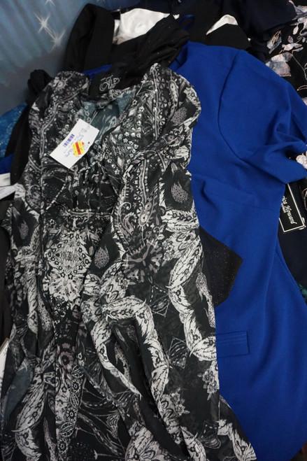 28+pc BIGGER SIZE Designer Dresses #23691c (C-5-6)