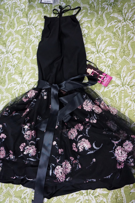 8pc Juniors Blondie Nites Fancy Short Dresses #23697c (L-1-5)