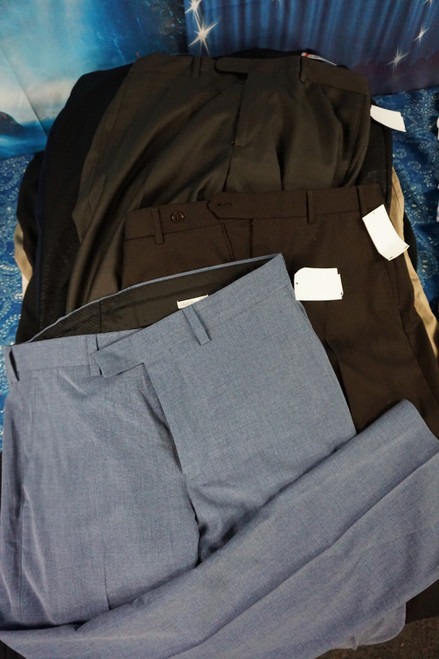 36pc N*RDSTR*M Mens Pants / Slacks CANALI #23704d (B-3-2)