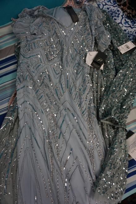 4pc MATTOX & Adrianna Papell Bling Dresses & Gowns #23718d (Q-2-2)