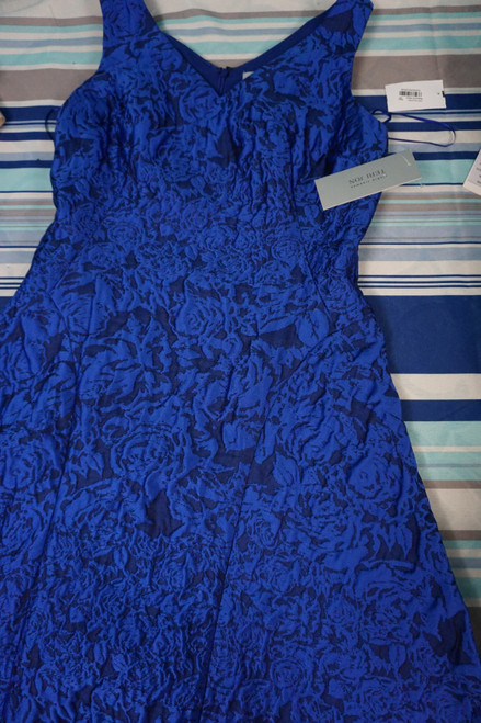 4pc TERI JON Dresses Duplicates #23719d (M-5-3)