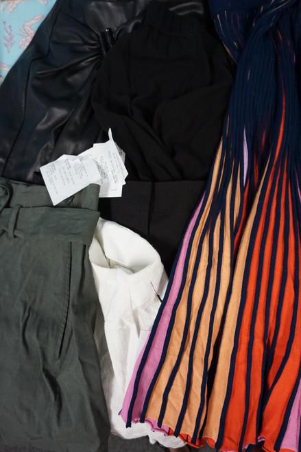 13pc BL**MINGDALES Skirts & Shorts THEORY Fisher LINI #23736E (N-3-2)