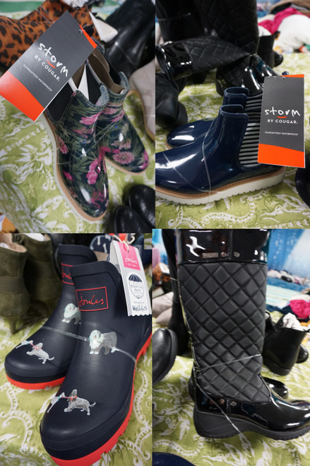 15prs Boots! MIZ MOOZ Khombu FISHER Cougar G.I.L.I #23781 (V-6-1)