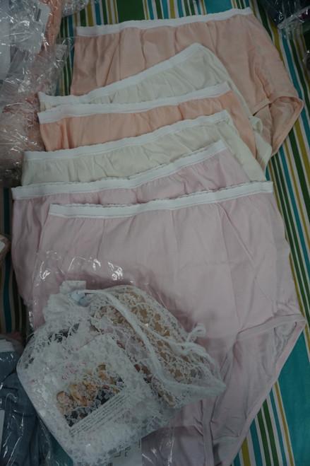 39 Sets = 234+pc Breezies 6-Pack Panty Sets #23791G (K-3-5)