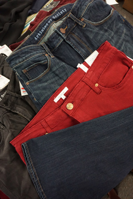 17pc STS BLUE Articles of Society OAT Levis Jeans & Pants #23803G (c-4-4)