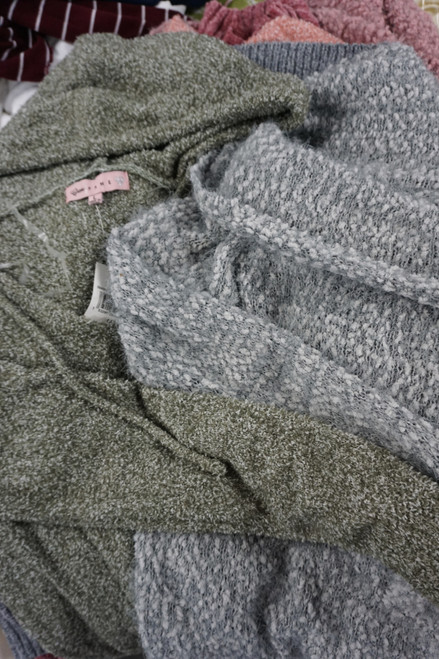 11pc M*CYS Juniors SOFT Sweaters / Hoodies #23839J (M-2-1)