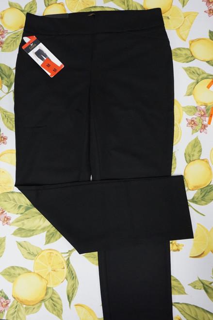 28pc DALIA Black Dress Pants / Slacks Most MEDIUM #23891M (V-2-4)