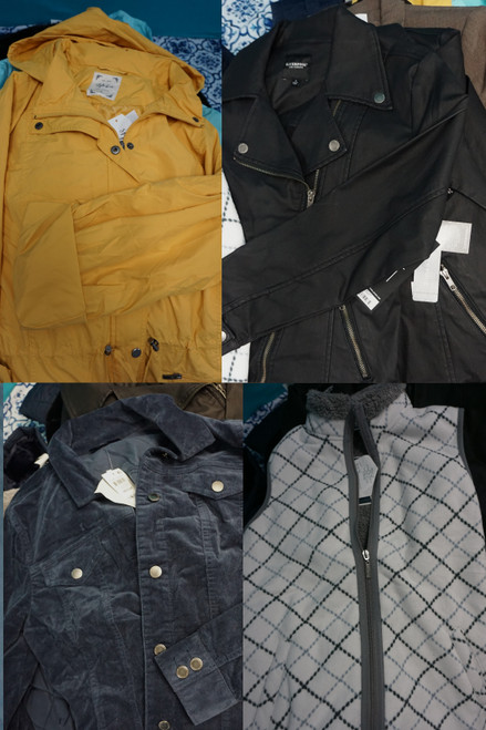 25pc Jackets! LIVERPOOL Sodi CHARTER Style & Co #23900N (G-2-3)