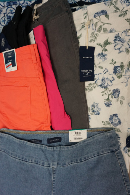 34pc ONLY CHARTER Womens Mostly Jeans #23909P (V-6-2)