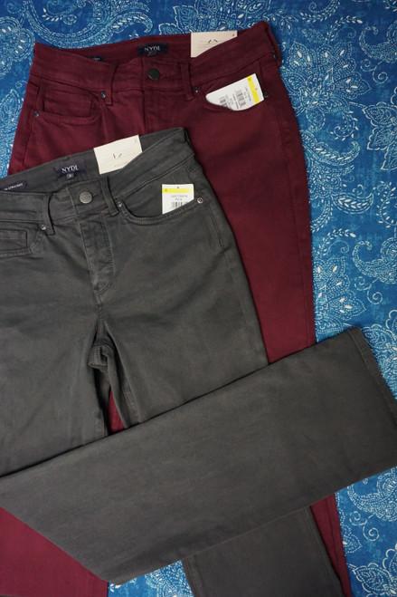 19pc NYDJ Womens Jeans #23938R (X-6-5)
