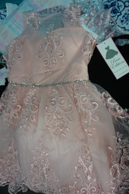 13pc BL**MINGDALES Girls Fancy Dresses #23961v (Z-2-4)