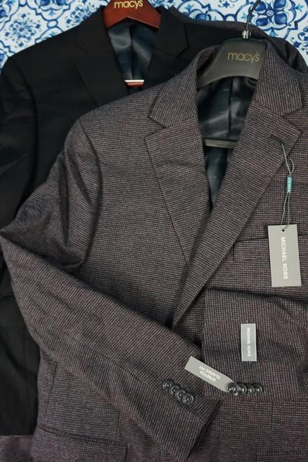 8pc MENS *ONLY KORS* Suit Jackets / Sport Coats Separates #24000w (U-2-5)