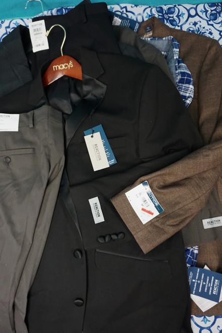 9+pc = 12 Total Kenneth Cole & Nautica Suit SETS & Separates #24001w (Z-3-2)