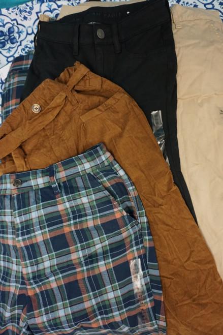 26pc American Eagle Womens Pants #24018x (V-1-3)