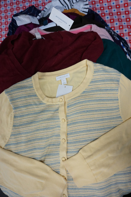 28pc M*CYS Womens Sweaters & Tops ~ GREAT STYLES #24038Y (C-1-3)