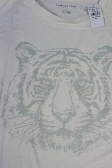 8pc MENS American Eagle Tiger Tees MEDIUM #24108d (Z-2-2 )