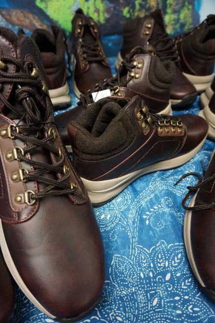 8prs Mens KHOMBU Boots #24130E (D-2-2)