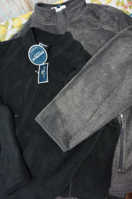 24pc PLUS SIZE Karen Scott Fleece Jackets & Pullovers #24129E (F-5-6)