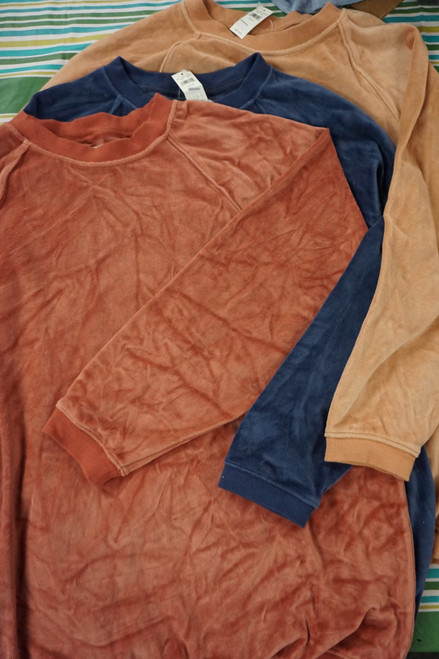 16pc American Eagle Womens Velvety Sweatshirts #24111d (N-1-2)