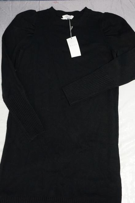 17pc WAYF Womens Black Sweater Dresses #24166G (C-1-3 )