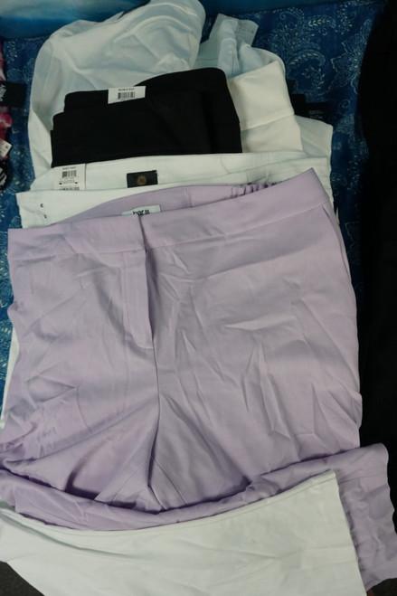 18pc PLUS SIZE Pants NINE WEST Alfani INC #24191H ( Y-2-3)