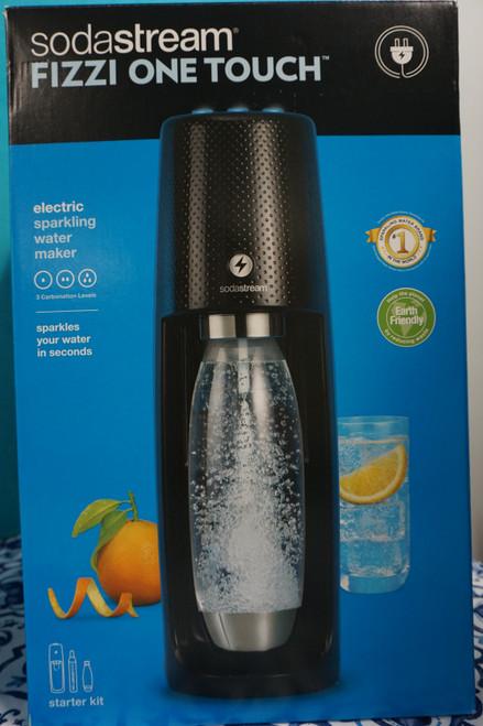 1 SodaStream Fizzi One Touch KIT Black #24195H (DE-end)