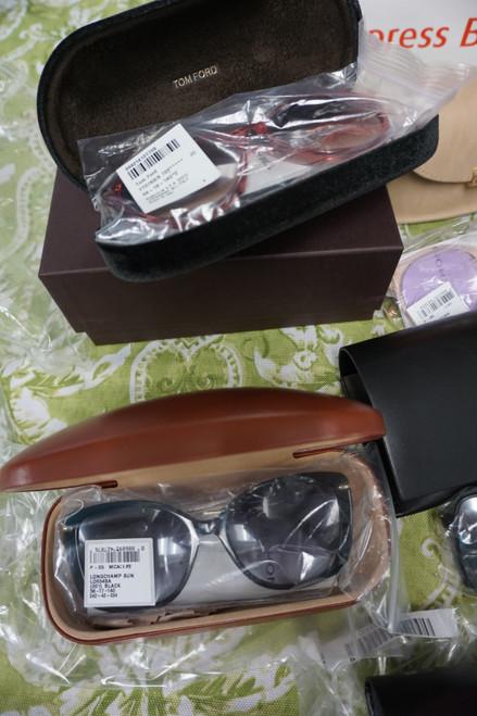 10prs Sunglasses TOM FORD Moschino ZEGNA Ferragamo #24388Y (W-1-2)