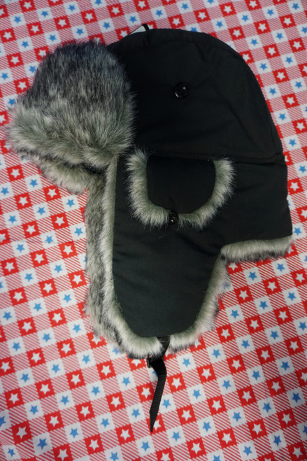 15pc Unisex CITY HUNTER Faux Fur Lined Winter Hats #24480e ( j-1-5)