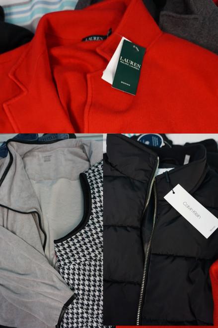 20pc Plus Size Jackets RALPH City Chic CK Karen Scott #24502F (y-10-4)