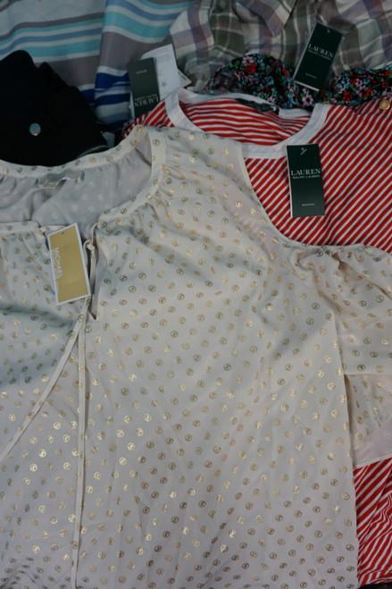 16pc PLUS SIZE Kors RALPH CK Levis Clothing #24507G ( W-1-2)