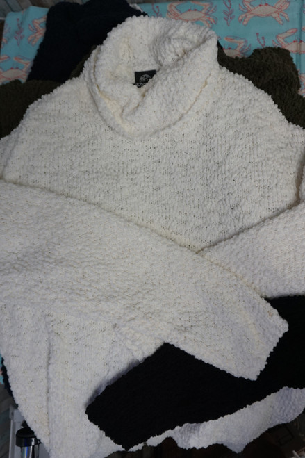 9pc Big Store Womens Bobeau Sweaters MOST LARGE #24520G ( Y-2-5)