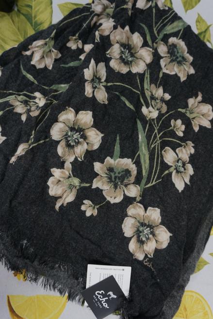10pc echo NY Floral Scarves Duplicates #24543J ( G-5-3 )
