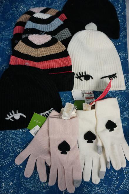 8pc KATE SPADE Winter Accessories #24558K ( V-2-4 )