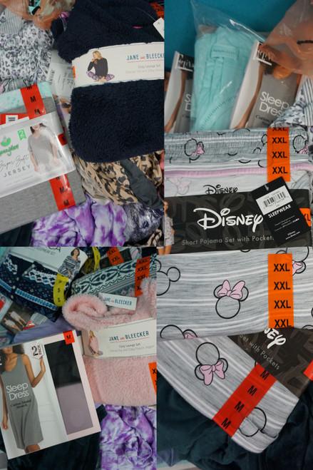 50+pc =  150+pc Total Womens PJ SETS & Robes #24671T (F-5-3)