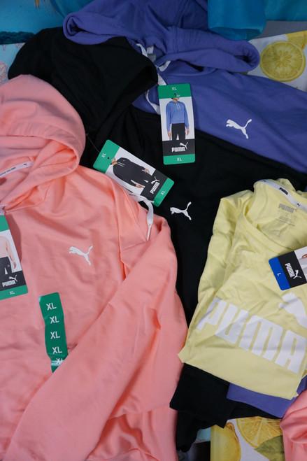 11pc Womens PUMA Sweatshirts #24676T (C-1-4)