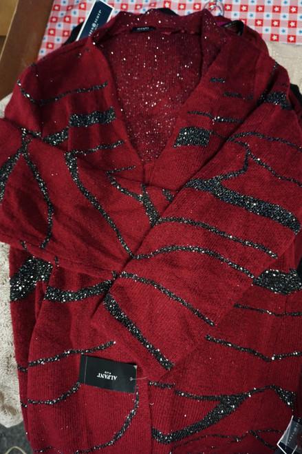 17pc PLUS SIZE Sweater Jackets & Cardigans #24707v (F-1-3)