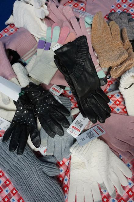 37prs Womens Gloves STEVE MADDEN Ralph Lemon #24761x ( N-3-1)