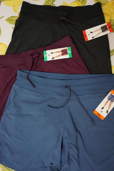 15pc Womens TUFF ATHLETICS Shorts #24839d ( N-4-4)