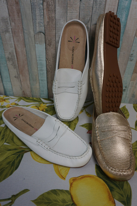 11prs Womens ISAAC MIZRAHI Slide Shoes #24885G (W-3-1)