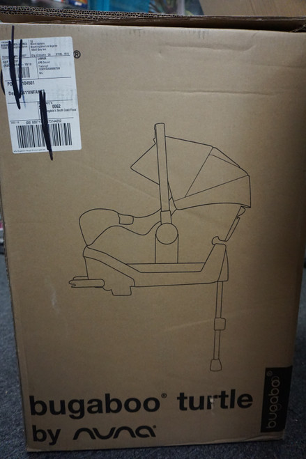 ***PICKUP ONLY**** 1pc BugABoo Stroller TURTLE CAR SEAT #24925F (Z-4-FL)