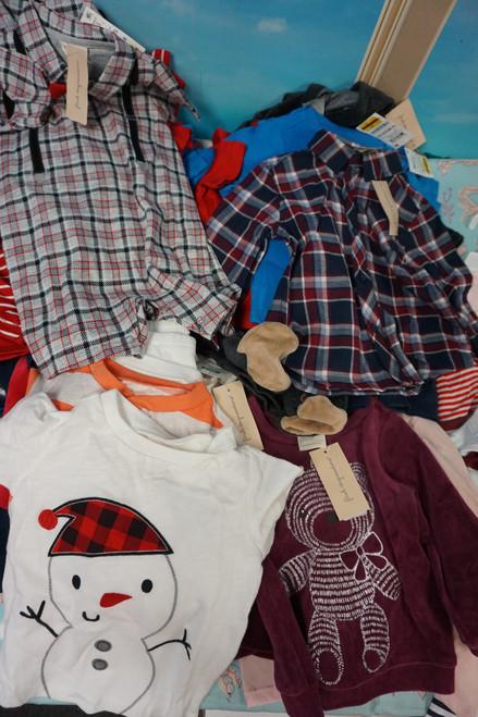 81pc BL**MINGDALES BABY & Toddler BOYS Clothing #24934G  (V-4-2)