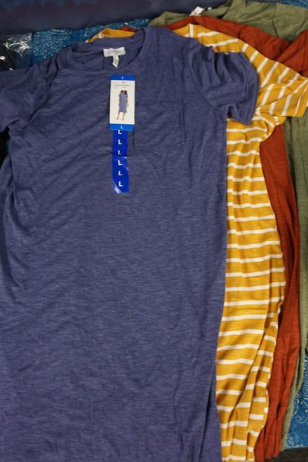 27pc Womens Jessica Simpson T-Shirt Tee Dresses #24966K (g-2-3)
