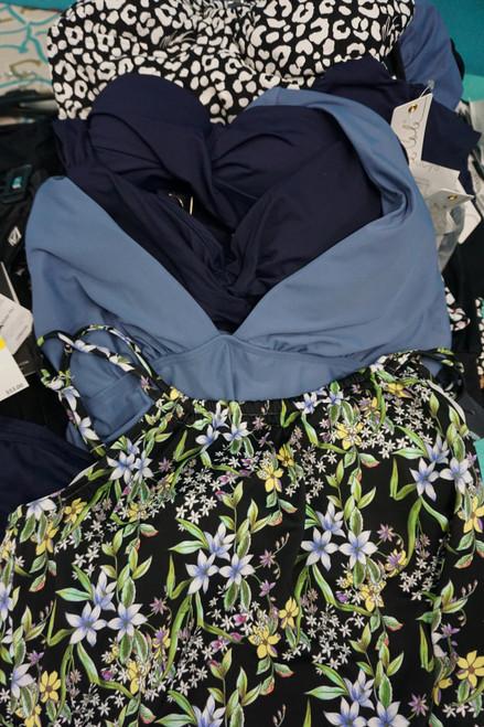 35pc BL**MINGDALES Womens Designer Swim Separates MIX N MATCH #24981M (K-1-2)